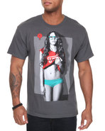 Men Four Eyed Freak Tee Grey Xx-Large