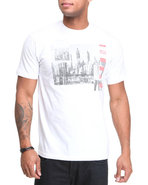 Men Life Tee White Small
