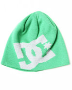 Dc Shoes Men Big Star Beanie Green