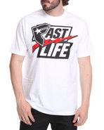 Men Fl Volt Tee White X-Large