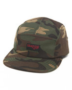 Men Og Logo 5-Panel Camp Hat Camo