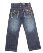 Boys Star Jeans (4-7) Black 4