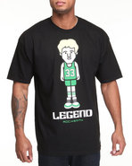 Men Legend T-Shirt Black Medium