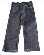 Boys Garfield Jeans (4-7) Dark Wash 4