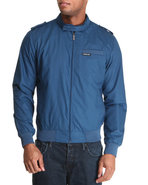 Men Iconic Racer Jacket Blue X-Large