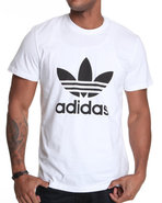 Men Trefoil Tee White Xx-Large