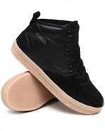 Men Quattro Sl Mid Black 8.5