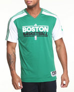 Men Rajon Rondo Adidas Shooter Jersey Green Small