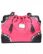 Coogi Women Shana Collection Tote Handbag Pink