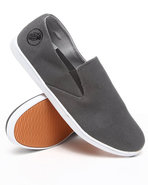 Men Kung Fu Battle Slip-On Sneakers Grey 12