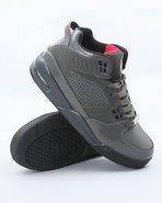 Men Aero Mid Athletic Sneaker Charcoal 10.5