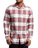 Men Huntington Plaid Brown Xx-Large
