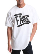 Hall Of Fame Men Wavy Tee White Large
