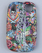 Women Ed Hardy Logo, Palm Pre Case Multi