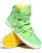 Men Straight Jacket Vlc Sneakers Green 9