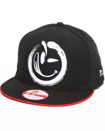 Men Enso 9Fifty Snapback Black
