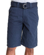 Men Summer Shorts Blue 32