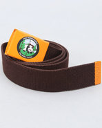 Men Trophy Belt Brown