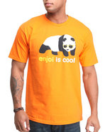 Men Cool Tee Orange Medium
