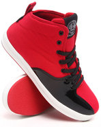 Men Quattro Skate C Sneakers Red 11
