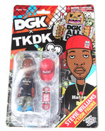 Dgk Men Dgk X Tkdk Stevie Williams 4  Action Figur