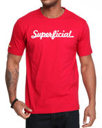 Lavie Men Superficial S/S Tee Red X-Large