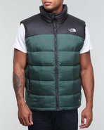 Men Nuptse 2 Vest Green X-Large