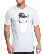 Men Doughboy T-Shirt Grey Medium