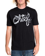 Akoo Men Chief Tee Black Xx-Large