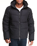 Men Matterhorn Jacket Black Small