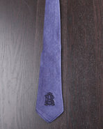 Djp Outlet Men Rugby Necktie Dark Indigo
