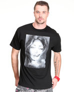 Men Dessie Tee Black Medium