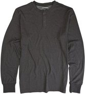 LOGGER HENLEY Small Charcoal Gray
