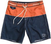 AMOS BOARDSHORT NAVY Navy Blue