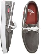 CHAUFFEUR SHOE Pewter Gray