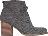 CLIFF BOOT Charcoal Gray