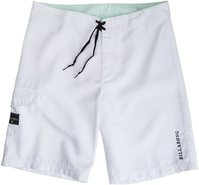 RUM POINT BOARDSHORT WHITE