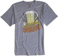 X ANDY DAVIS BEER GARDEN TEE Small