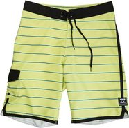 WEAVER BOARDSHORT Lime Green