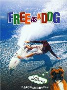FREE AS A DOG DVD
