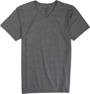 ESSENTIAL V-NECK TEE X-Large Dark Gray