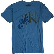 LUBALIN SS TEE X-Large Heather Blue