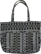 WATER WARZ TOTE Black/White