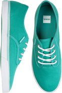SLYMZ SHOE Teal Blue