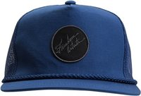 CIRCLE CANVAS HAT Royal Blue