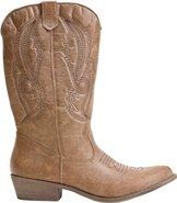 GAUCHO BOOT Tan Beige