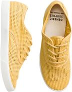 BORSTAL MESH SHOE Gold Yellow