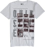Quiksilver Trip Notes Short Sleeve Tee