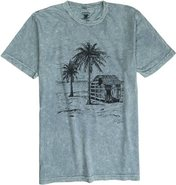 Freedom Artist Dream Hut Short Sleeve Tee