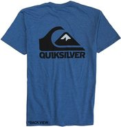 Quiksilver Clean Sweep Short Sleeve Tee